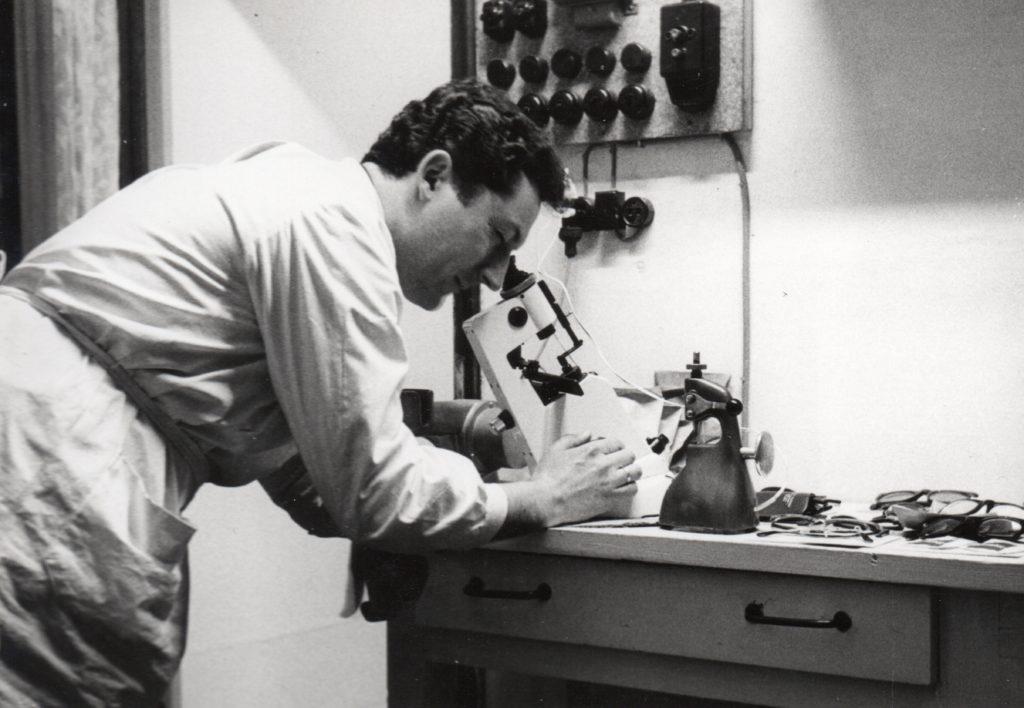 Alfonso Garcia Vaquero, un perfeccionista de su trabajo